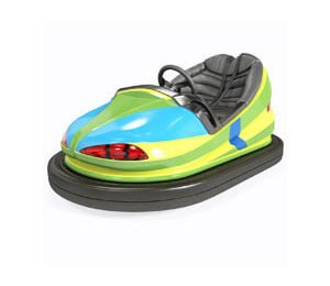 DJBC10 Indoor bumper car