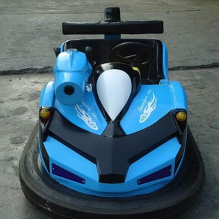DJBC05 Battery Bumper car with Gun