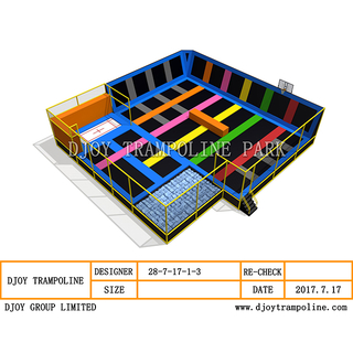 DJ-TP26 Cheap Big Trampolines