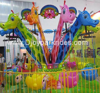 DJKR17 Kids Giraffe Flying Chair