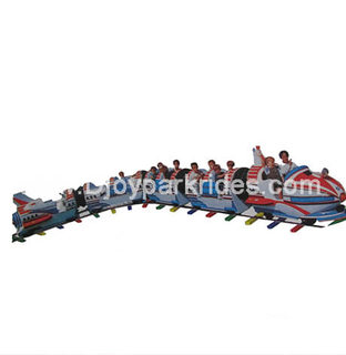 DJTT02 16 Seats Kids Rocket Train