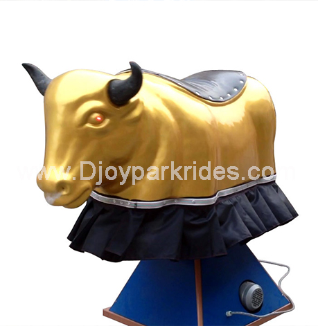 DJRB03 Mechanical rodeo bull