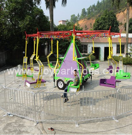 DJMRT01 Swing Rides with Trailer